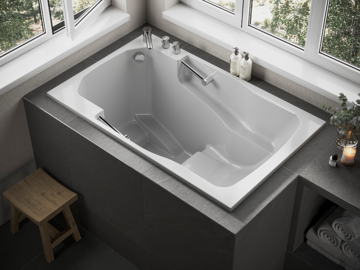 Takara Japanese-style Deep Soaking Tub