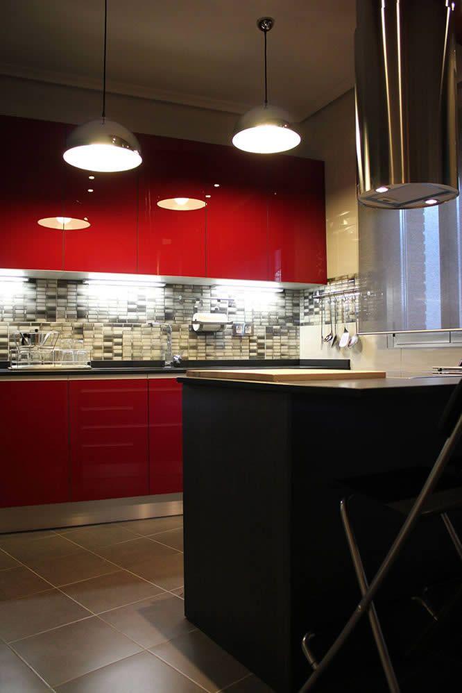 Cocinas Diseno De Cocinas En Aranjuez Lugo Burdeos Con Pekin