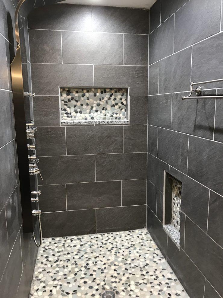 15 Shower Floor Ideas For The Perfect Bathroom Housessive Bathroom Remodel Cost Bathroom Remodel Shower Best Bathroom Tiles