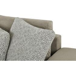 Photo of Bobb Big Sofa – beige – 292 cm – 84 cm – 120 cm – Polstermöbel> Sofas> Big-Sofas Bobb