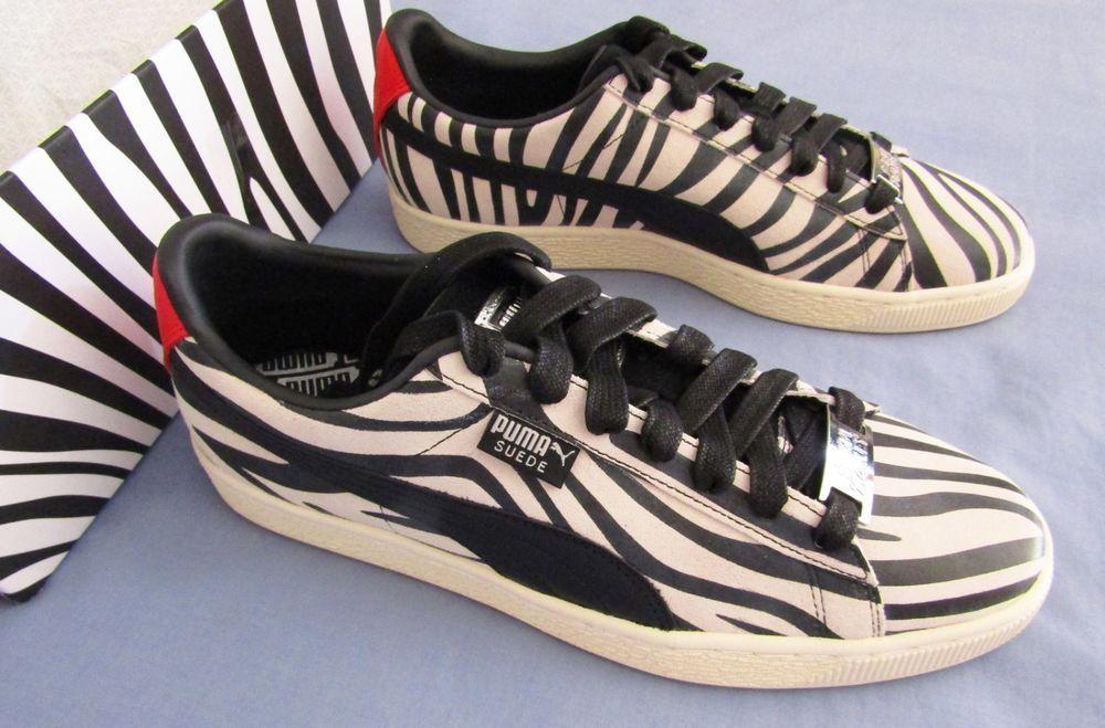 another chance 589b1 67994 KISS Paul Stanley Puma Suede shoe Mens 10.5 NIB Gene Simmons ...