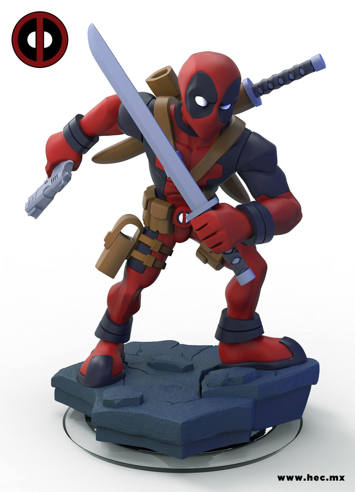infinity 3 0 figures. fan-made concept for a deadpool disney infinity figure 3 0 figures o