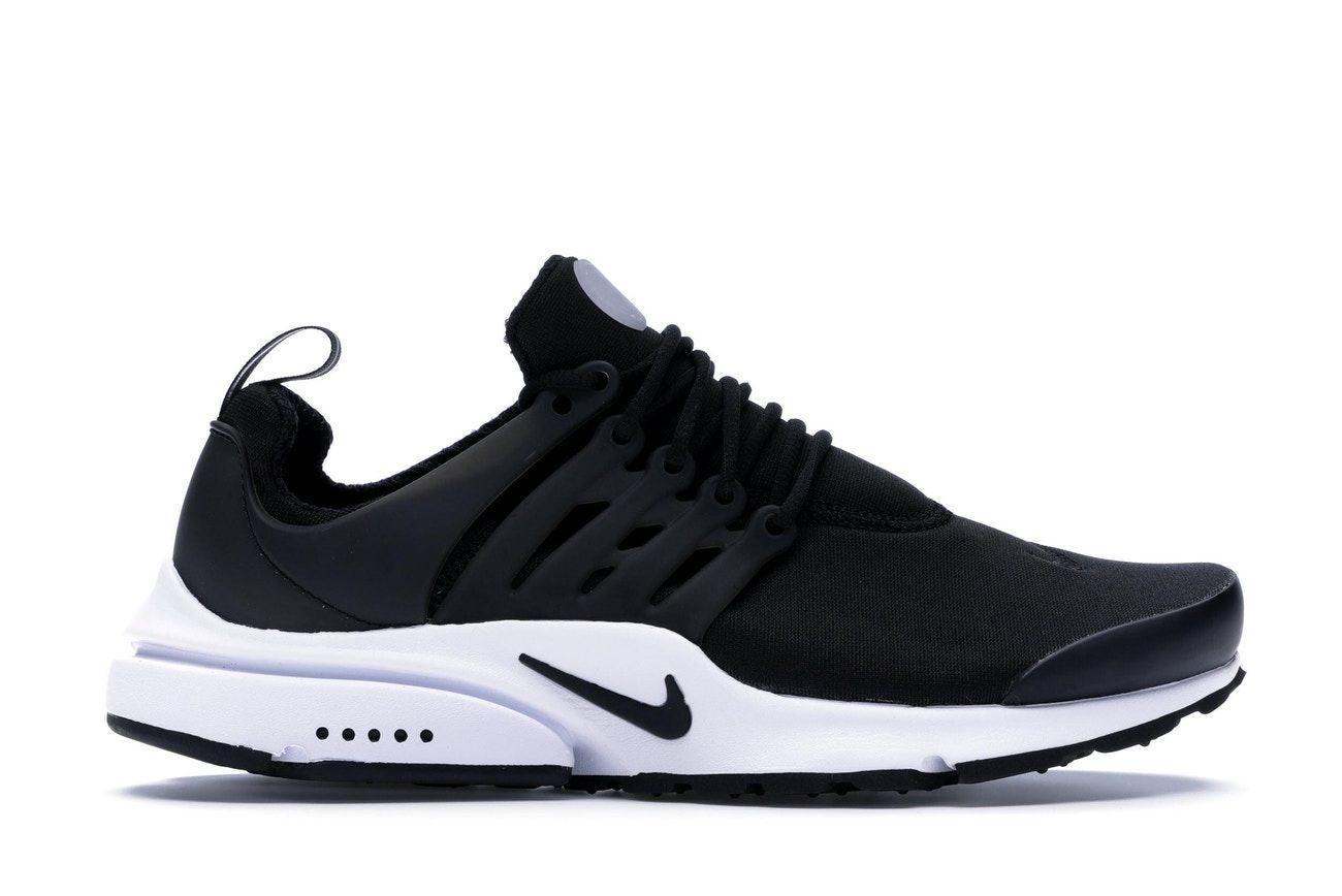 Nike Air Presto Essential Black Black White In 2020 Nike Air Presto Nike Air Nike