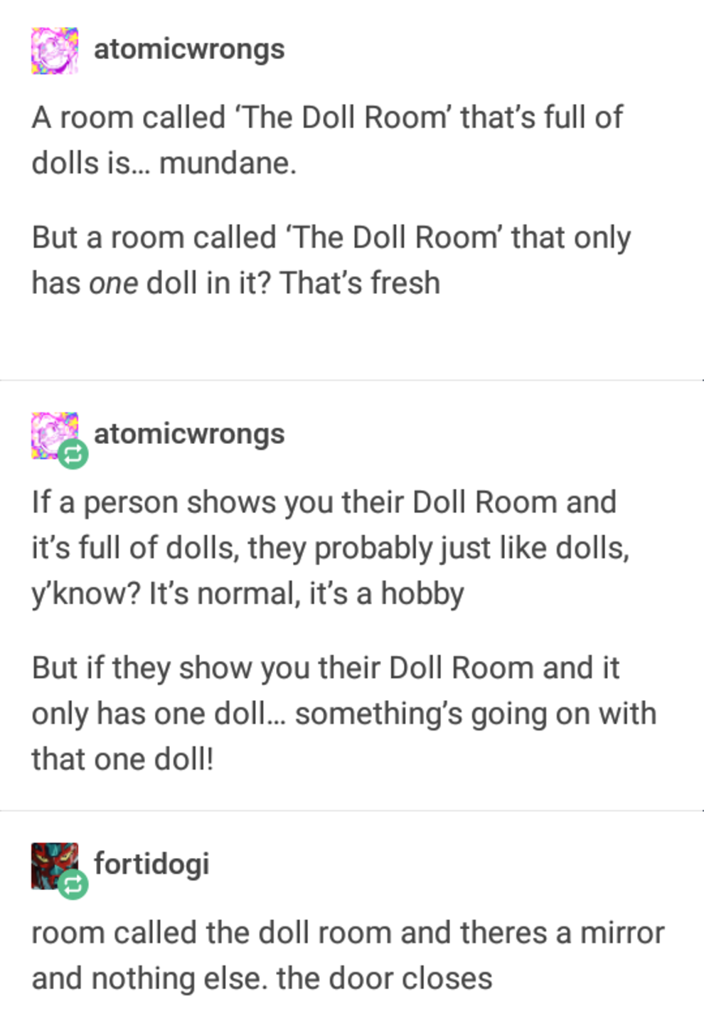 17 Disturbing Tumblr Posts That I Can't Unsee, And Now You