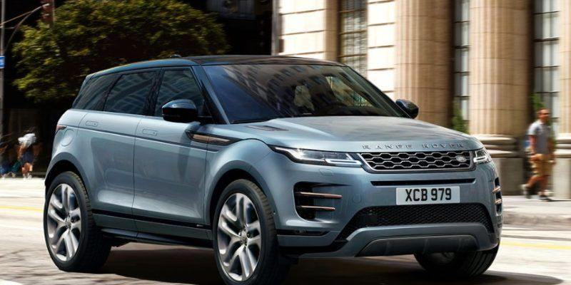 2020 Range Rover Evoque Specs, Interior, Price & Design