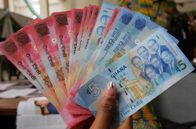 Hfc Ghana Cedi At Risk Of Sliding To 4 Per Dollar Bank Of Ghana Ghana The Borrowers