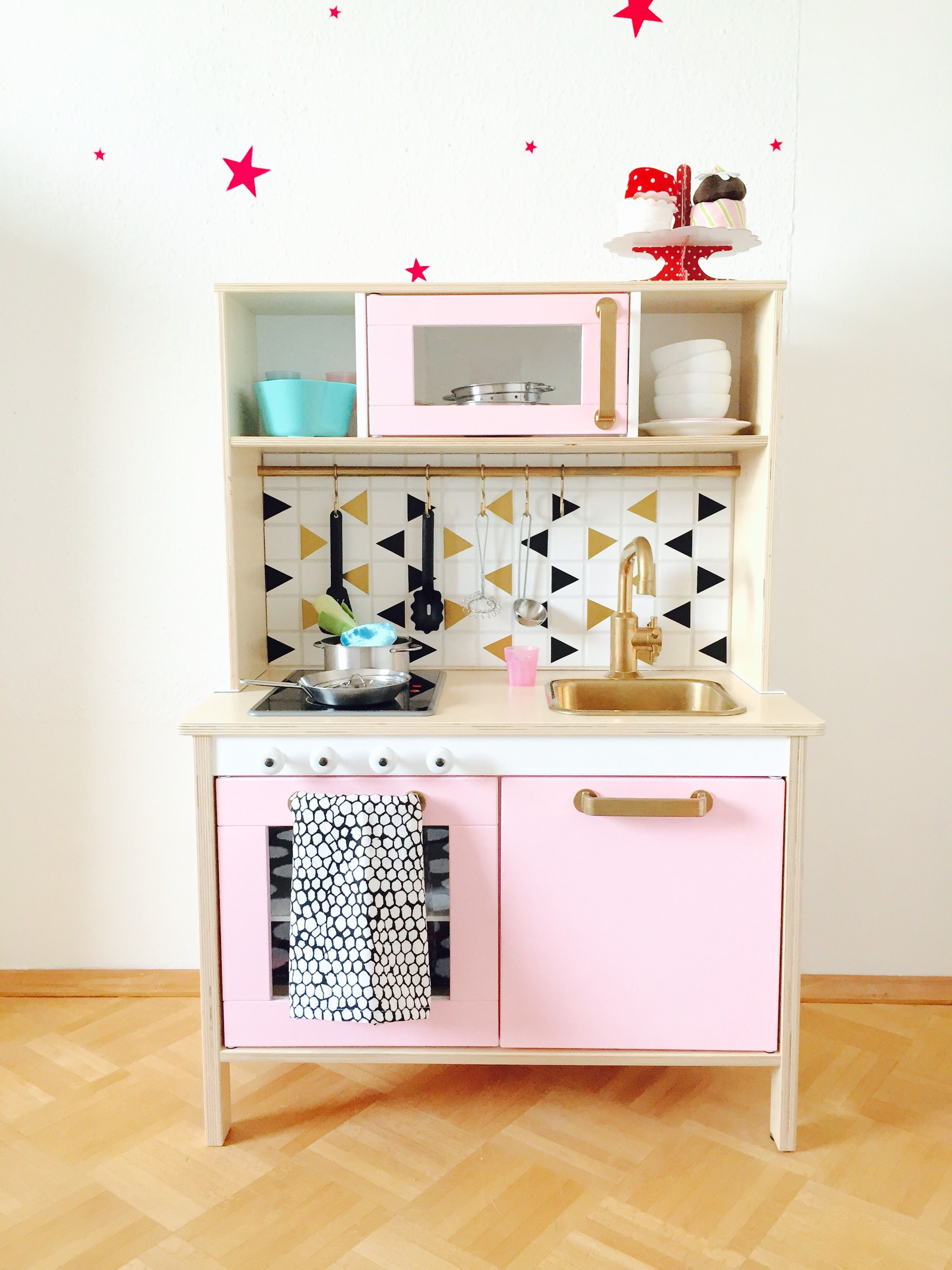 pimp your duktig ikea kinderkamer en ikea keuken. Black Bedroom Furniture Sets. Home Design Ideas