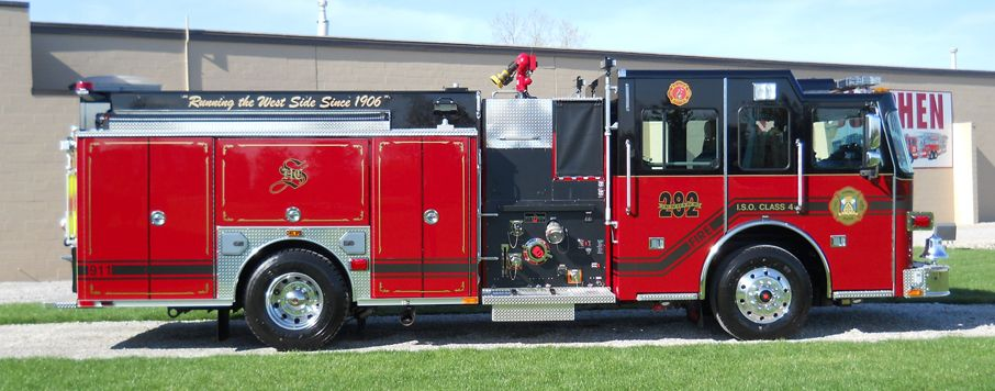 Sutphen custom pumpers engines fire trucks pinterest fire sutphen custom pumpers engines sciox Gallery