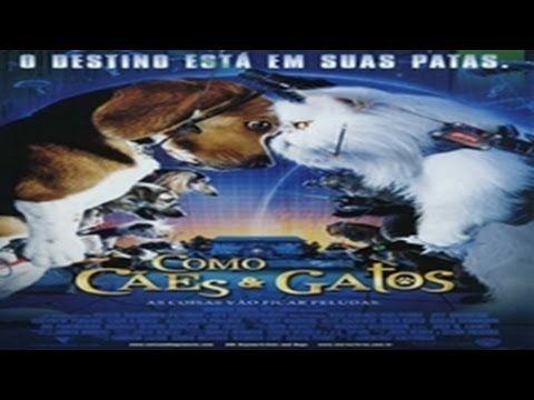 Comedia Completo Como Caes E Gatos Filme Comedia Romantica Completo Dublado Em Portugues Dog Films Dog Movies Cat Movie