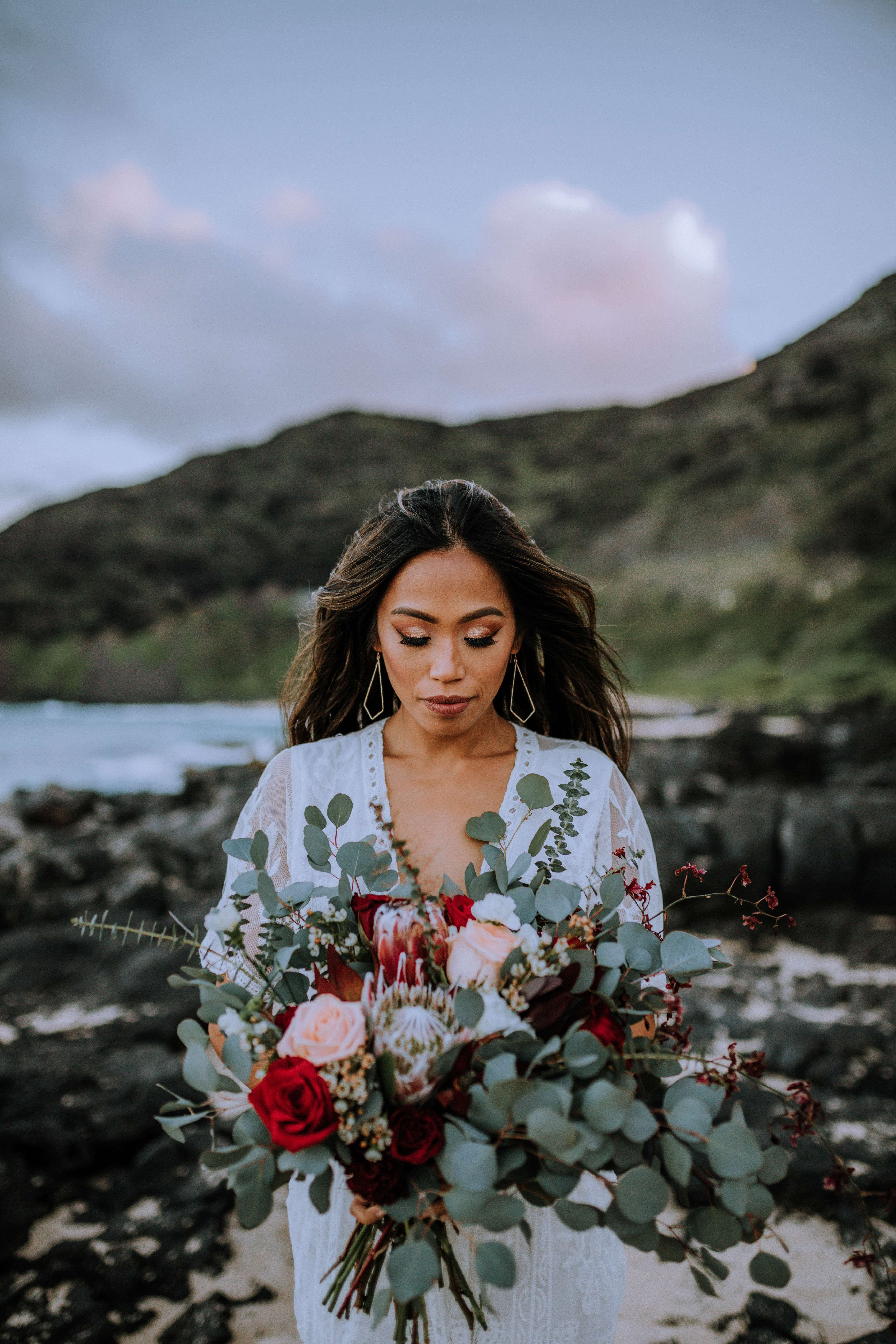 5 tips for getting married in oahu, hawaii | wedding day