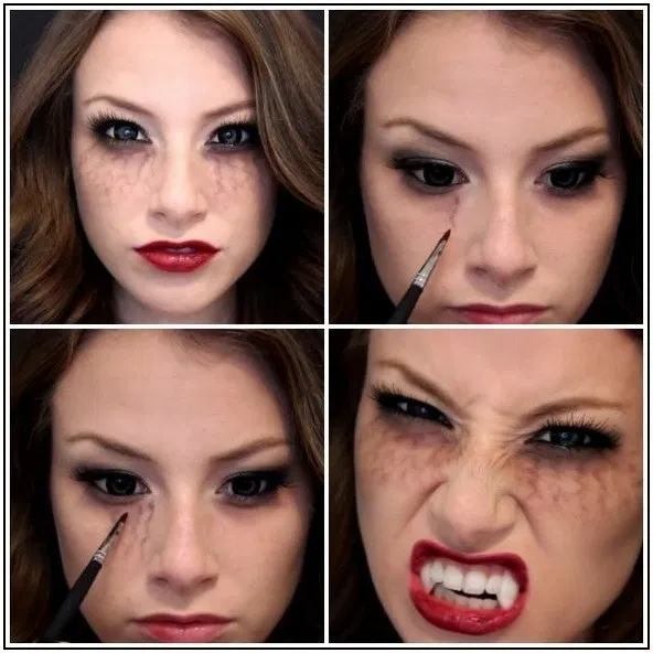 Pin by ××××× ×©××× on Next PURIME in 2020 Vampire makeup