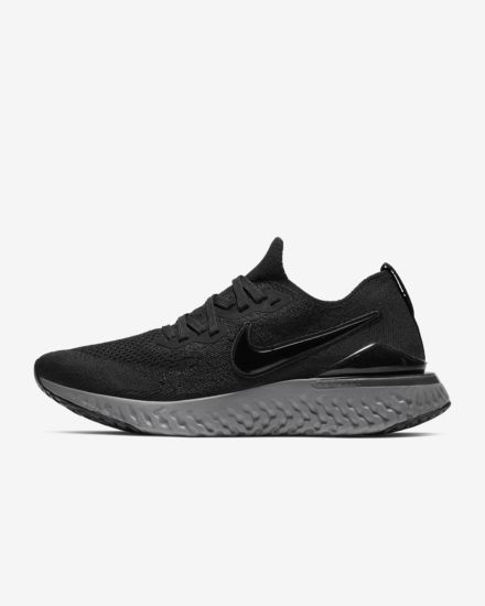 nike running epic react flyknit 2 trainers