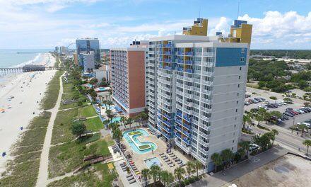 Atlantica Resort Myrtle Beach Sc Myrtle Beach Resorts Best Family Vacation Spots Best Vacation Spots