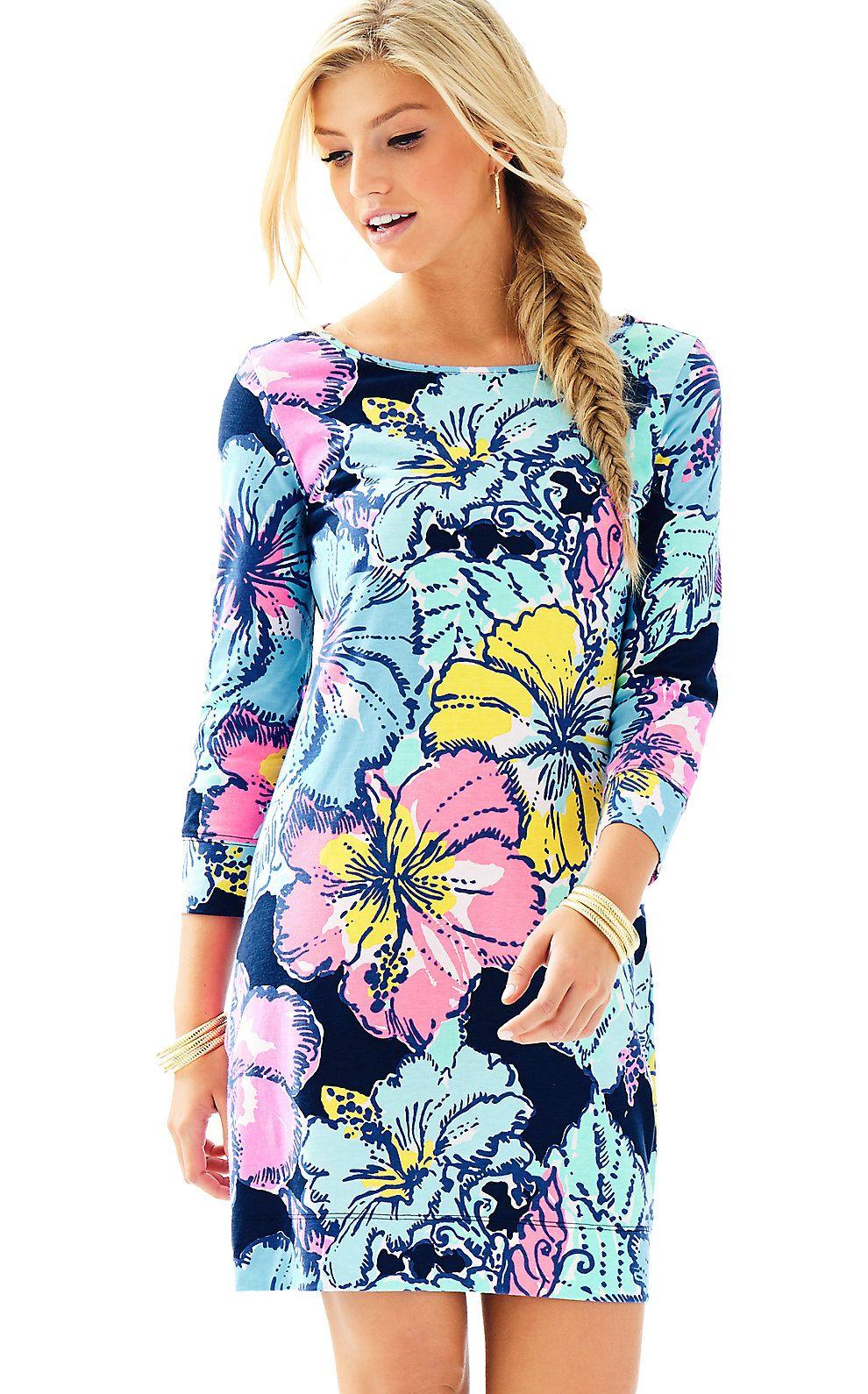 Marlowe Boatneck T Shirt Dress New Arrivals Prints Under 100
