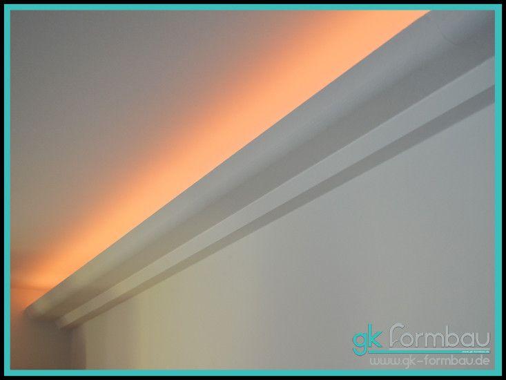 Montage Indirekte Beleuchtung (Deckenausleuchtung) im ...