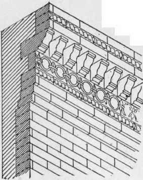 241 Cornices 100138 Brick Exterior House Brick Art Brick Arch