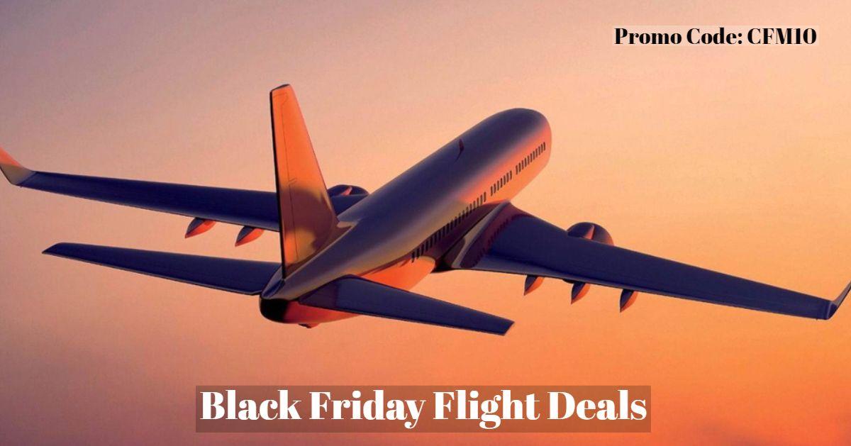 Top Domestic Destinations for Black Friday Flight Deals