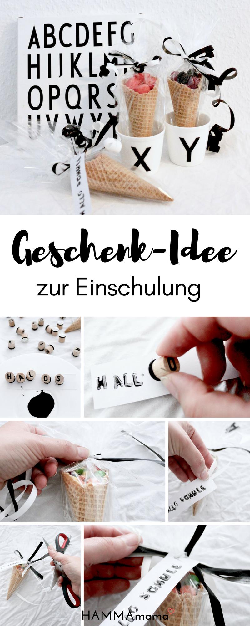 diy idee geschenk zur einschulung basteln und sch n verpacken deutsch geschenk einschulung. Black Bedroom Furniture Sets. Home Design Ideas