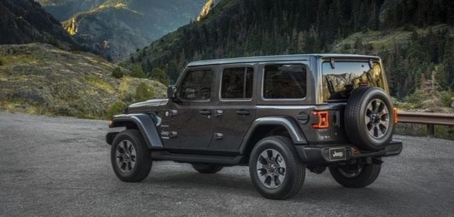 2021 Jeep Wrangler Diesel Is On the Way in 2020 Jeep