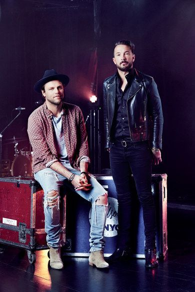 Joel Houston and Carl Lentz Hillsong Church, New York City #joelhouston #hillsongunited