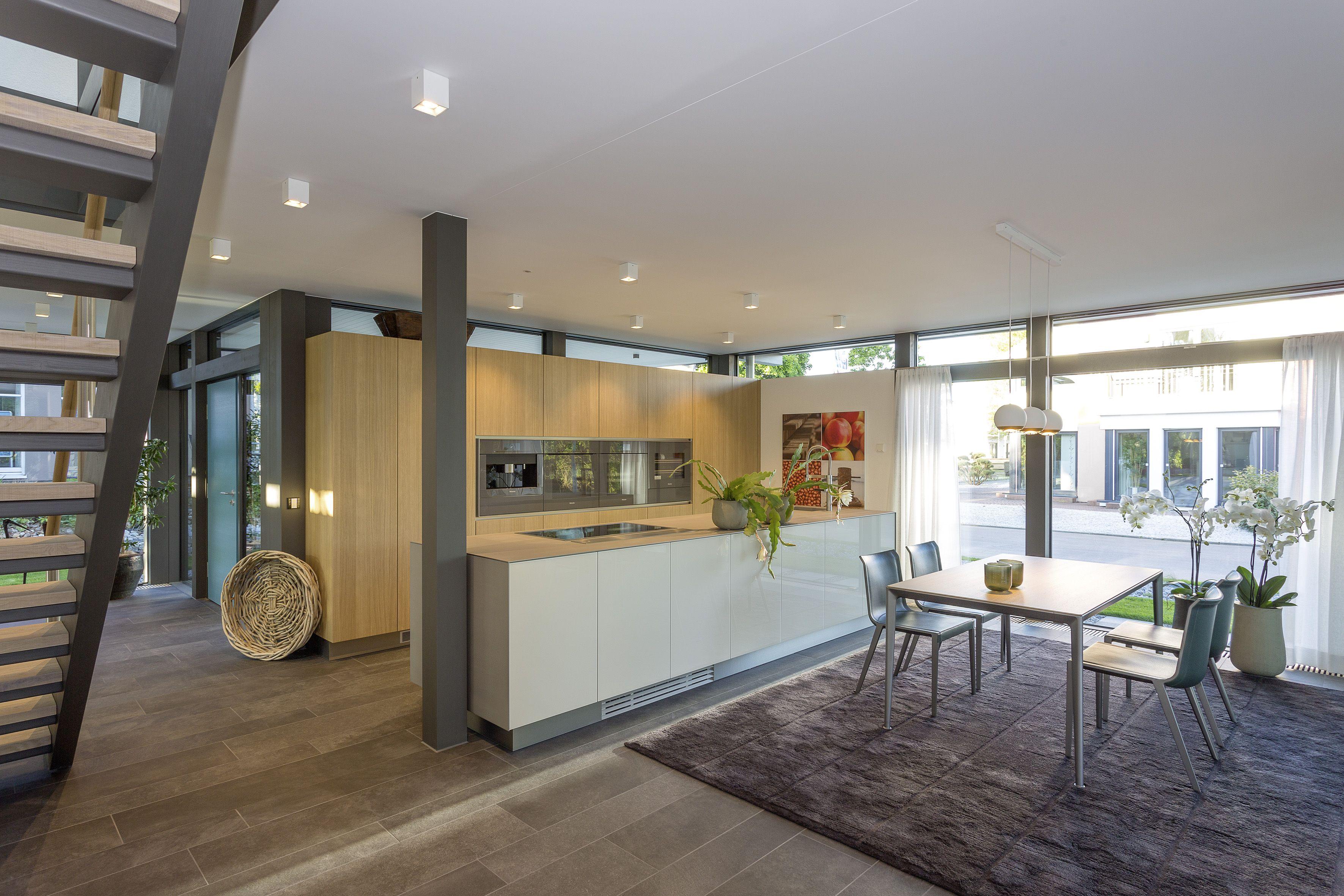 Das HUF Haus MODUM vereint die besten grünen Attribute zu