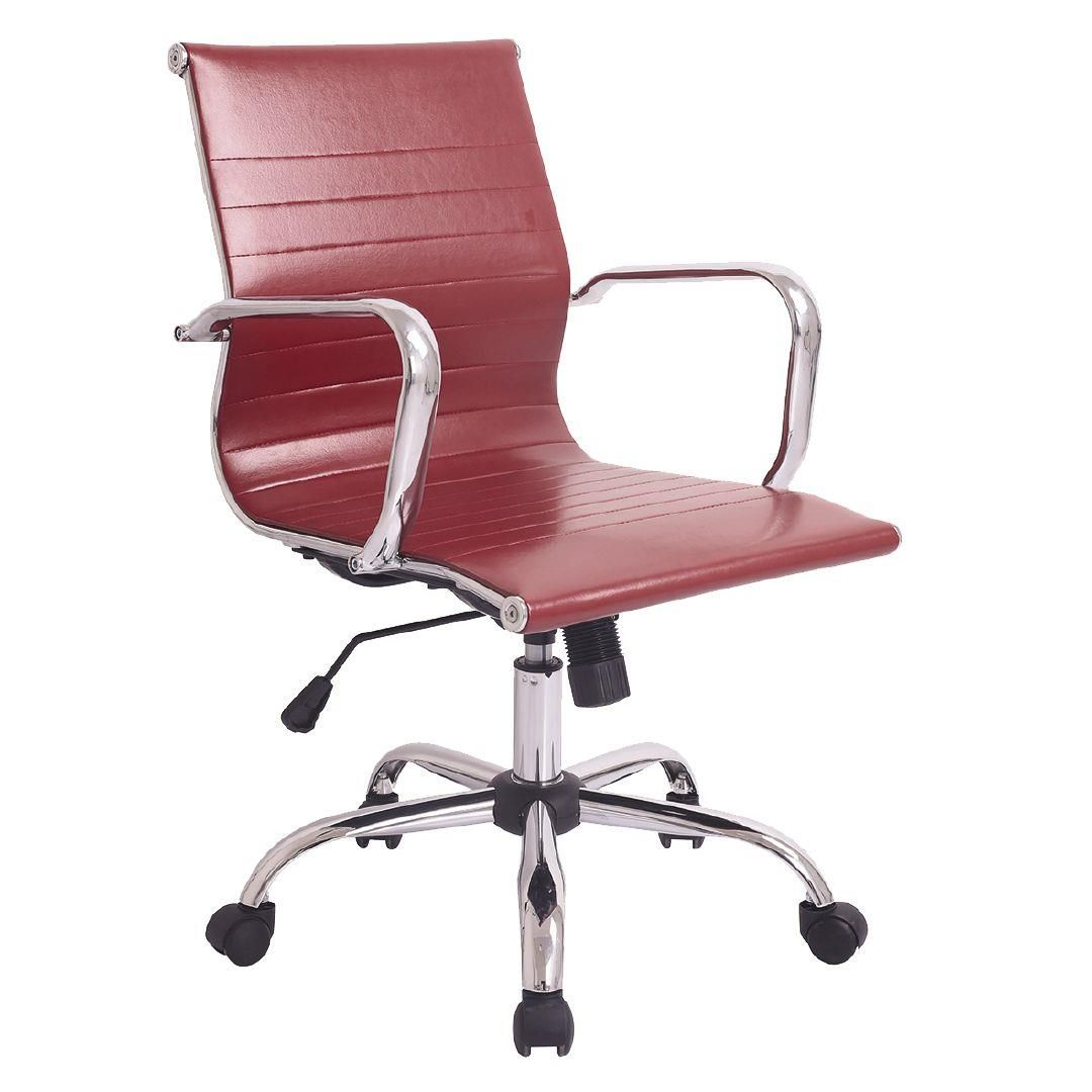 Fabulous Workspace Replica Eames Office Chair Red Warehouse Andrewgaddart Wooden Chair Designs For Living Room Andrewgaddartcom