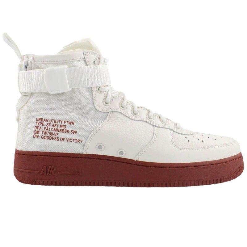 best sneakers 852aa 21427 Nike SF Air Force 1 Mid 17 | Men's Apparel | Air force 1 mid ...