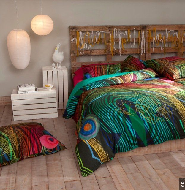Desigual Lance Sa Collection De Linge Maison Homey
