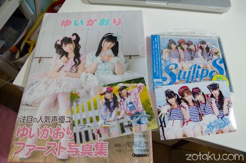 YuiKaori Photobook and StylipS Choose Me Darling single!