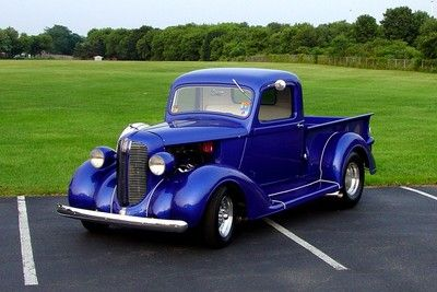 Where can you find parts for older Dodge trucks for sale?
