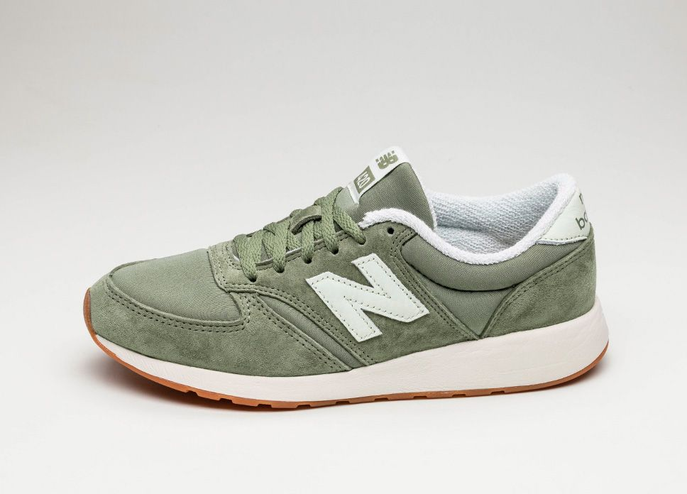 New Balance WRL420RB (Covert Green) #lpu #sneaker # ...