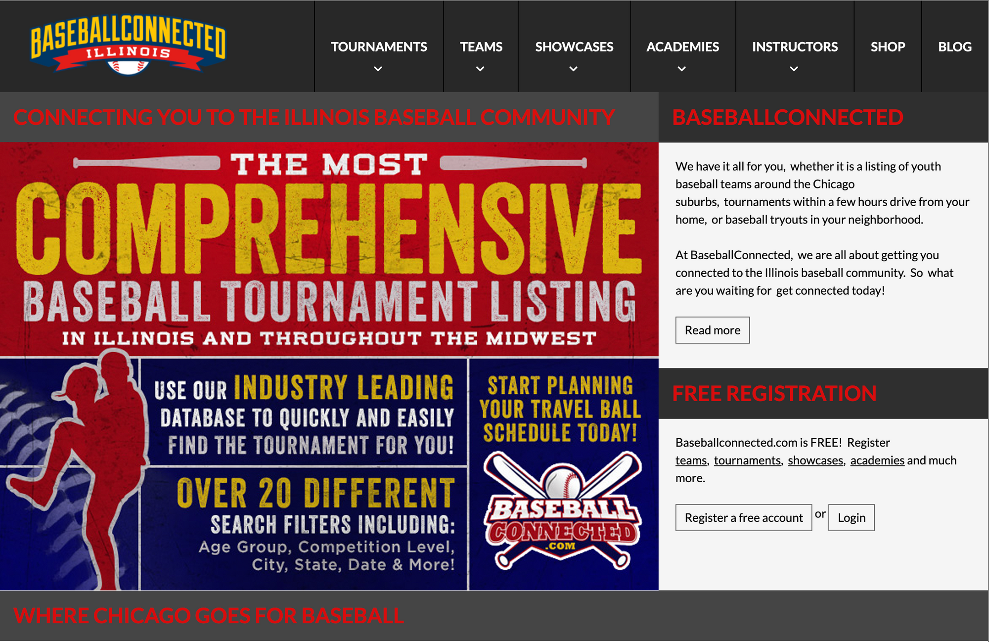 Comprehensive Baseball Directory In 2020 Baseball Youth Baseball Baseball Team
