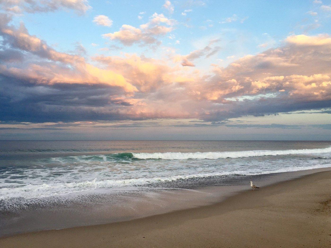 Beautiful nauset beach in orleans cape cod cape cod