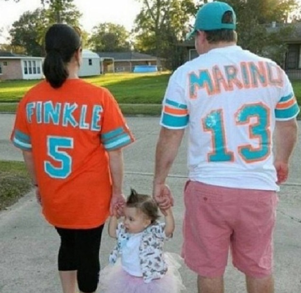 new product 9edf0 85dbe The #AceVentura costume featuring Dan Marino, Ray Finkle and ...