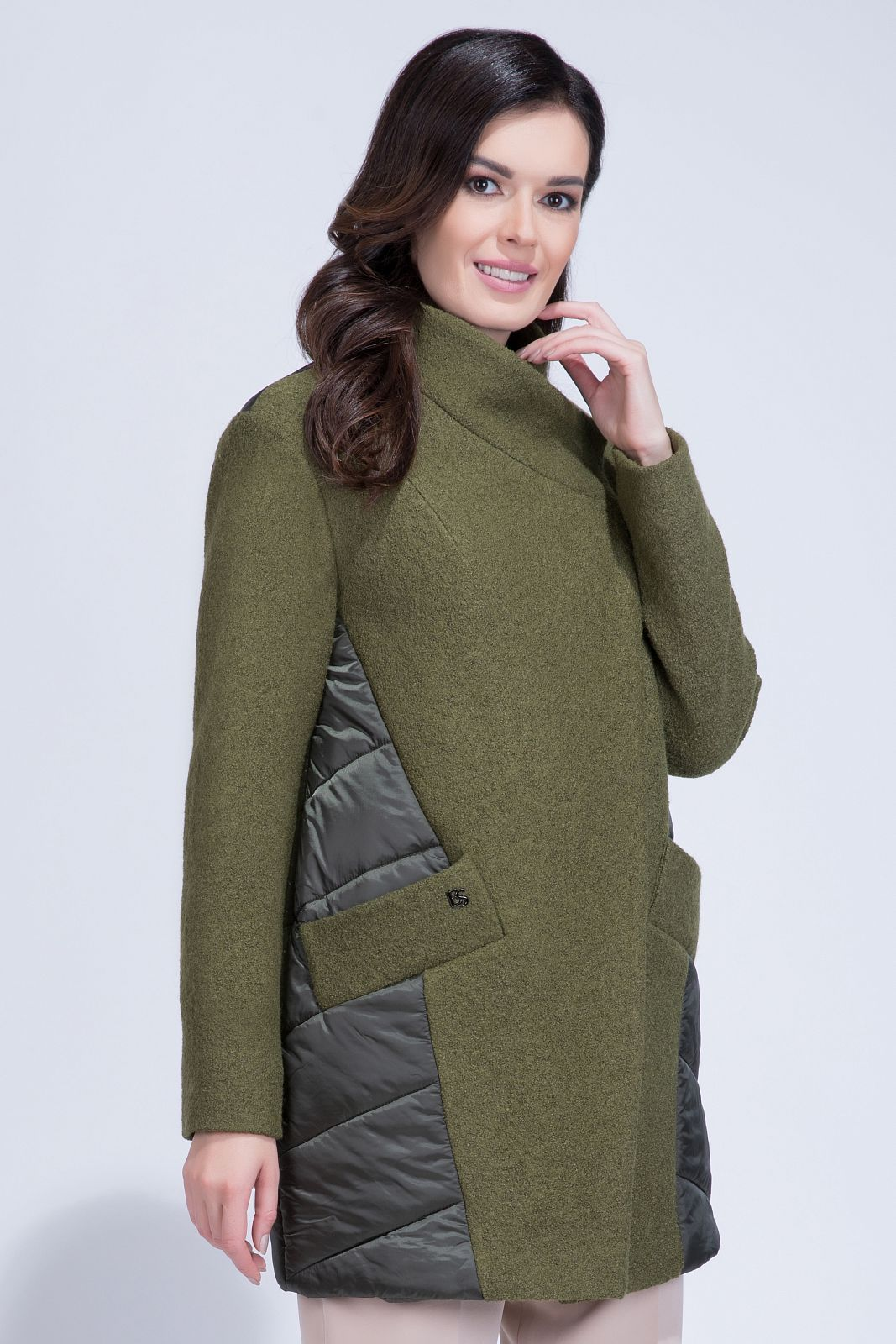 fbefae71cb09 Коллекция Осень-зима 2018-2019. Каталог женской верхней одежды от  производителя | ElectraStyle