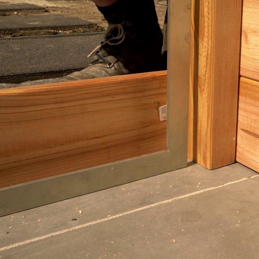 Hochbeet Aus Holz Bauen Anleitung Mit Video Obi In 2020 Hochbeet Holz Holz Hochbeet