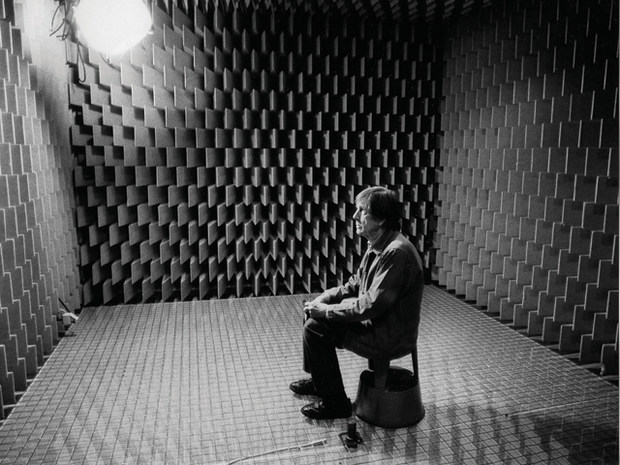 In a world plagued by Muzak, John Cage needed to find a quiet way to make a powerful statement.