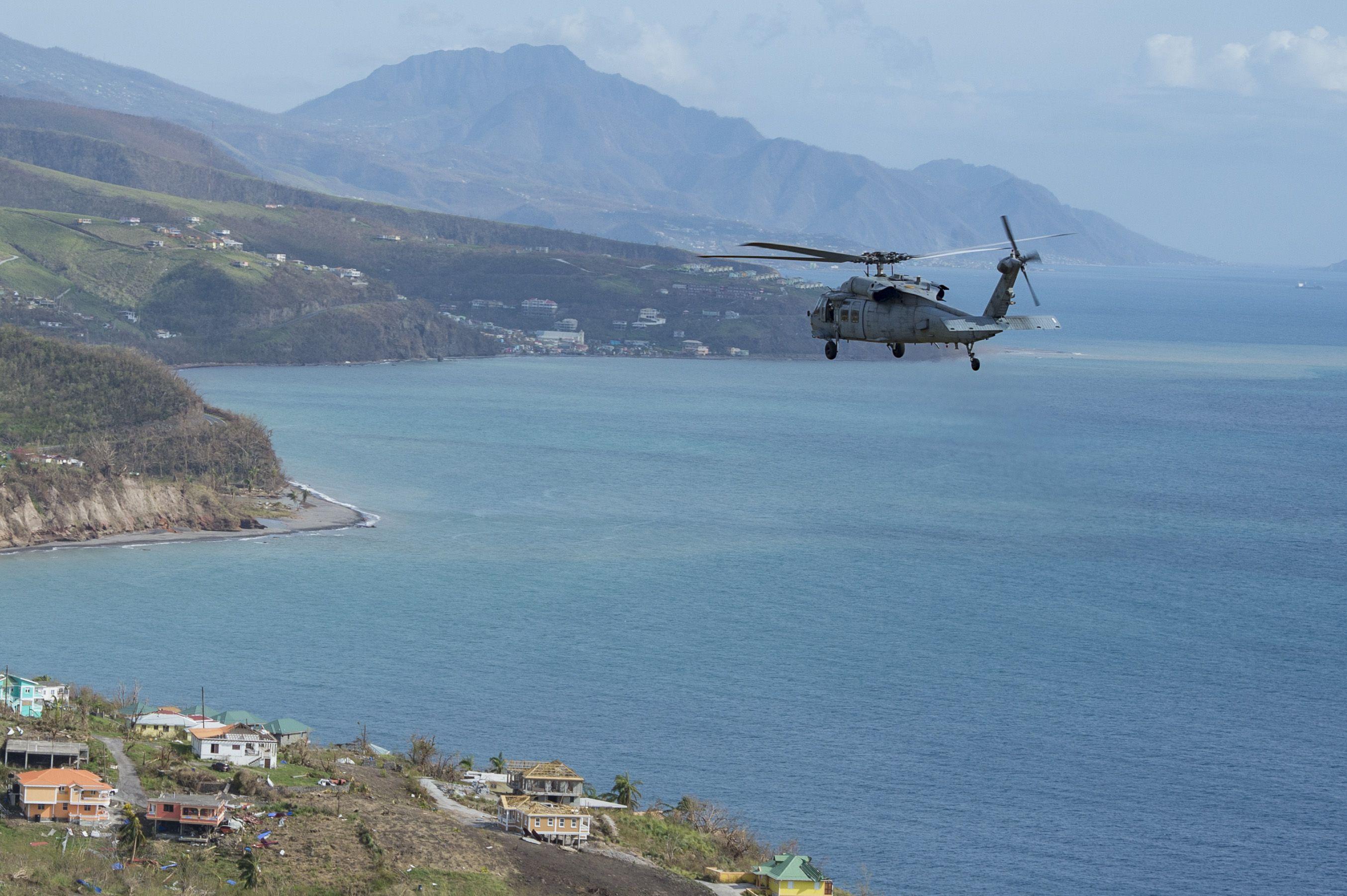 Usni News Fleet And Marine Tracker Sept 25 2017 Usni News Puerto Rico Vacation Puerto Rico Travel