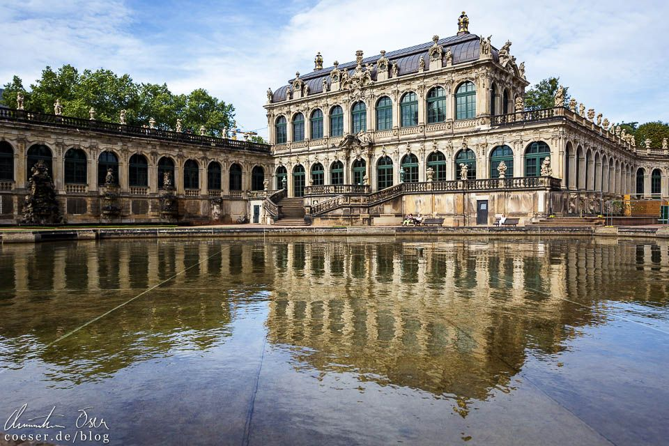 Die Top 10 Sehenswurdigkeiten Von Dresden Reiseblog Von Christian Oser In 2020 Reiseblog Sehenswurdigkeiten Bruhlsche Terrasse