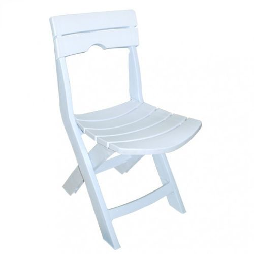 Sotufab Lot De 4 Chaises Pliables Ruspina Blanc A Prix Pas Cher Jumia Tunisie Chaise Pliable 4 Chaises Chaise