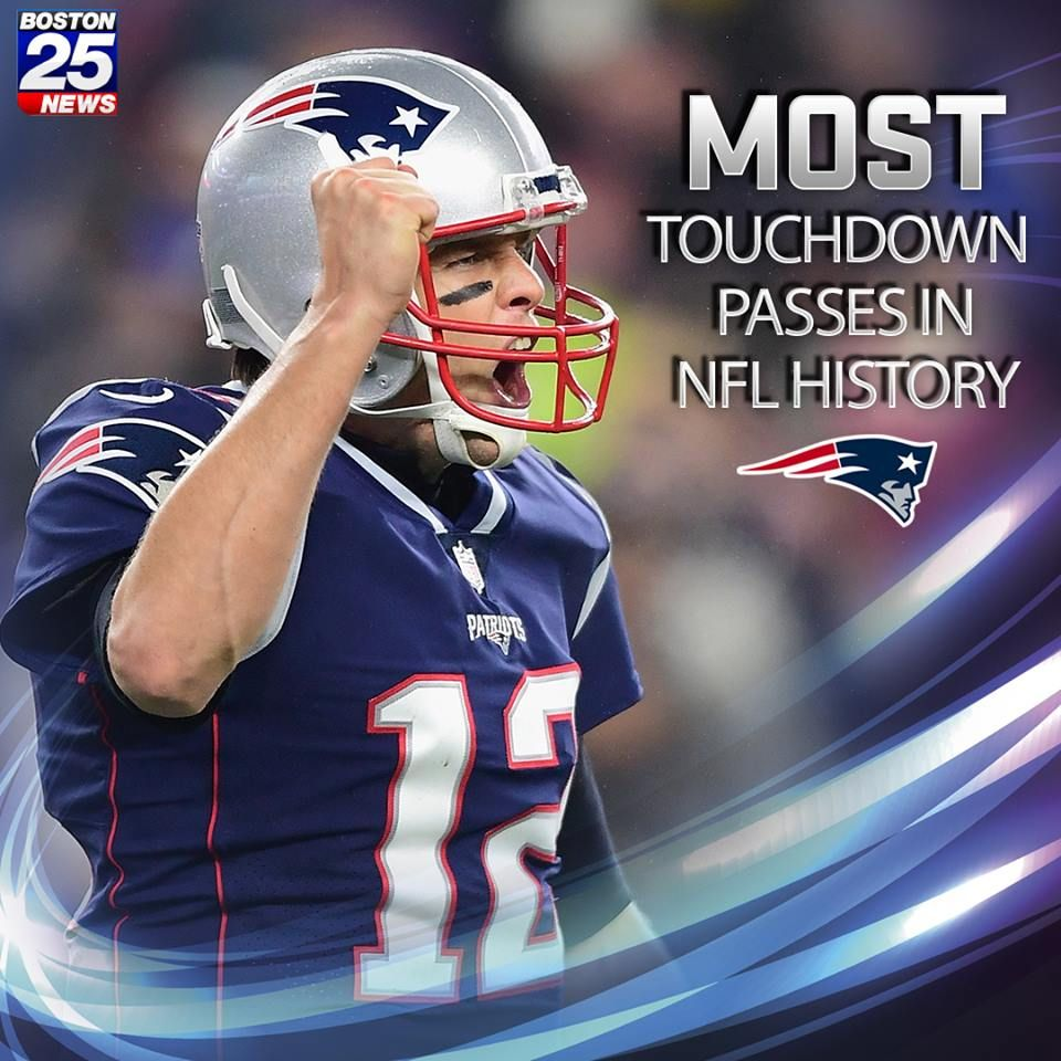 History Made Tom Brady Just Set The Record For Most Overall