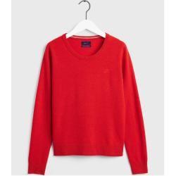 Photo of Gant Superfeiner Lambswool Sweater (Rot) Gant