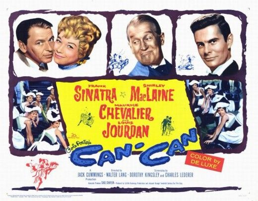 Image result for can can movie poster