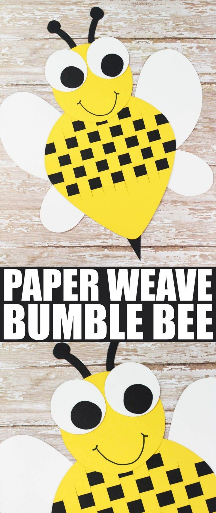 33+ Bumble bee craft paper info