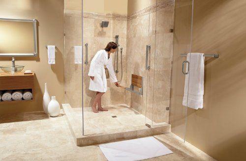 Etonnant Moen DN7110 Home Care Fold Down Shower Seat   Bathtub And Showerhead Faucet  Systems   Amazon.com