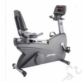 Used Life Fitness 95ri Recumbent Bike Call Us Toll Free 877 344 3368 Or Email Us Steve Discountonlinefitn Biking Workout Recumbent Bike Workout Exercise Bikes