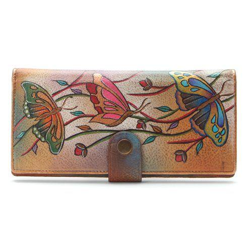 Anuschka 1071 WalletAngel WingsOne Size -- For more information, visit image link.