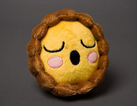 Little Miss Eggtart : Sleepy