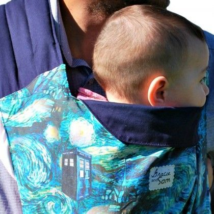 12 Doctor Who Inspired Baby Items #12doctor 12 Doctor Who Inspired Baby Items | BabyZone - Geeky Babies are Cool! #12doctor