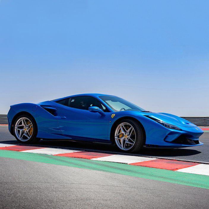 Ferrari F8 Tributo Drawings: Ferrari F8 Tributo